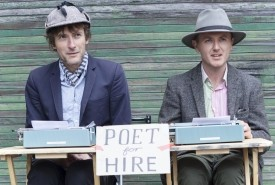 Poets for Hire - Other Artistic Entertainer England, London