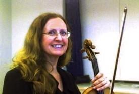 Susie Peek - Violinist Denver, Colorado
