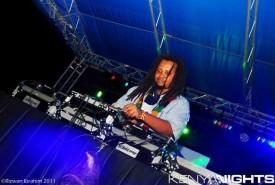 Dj Ken Root5 - Nightclub DJ Kenya, Kenya