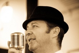 David Bradley Jazz Swing Singer - Male Singer Manchester, North of England