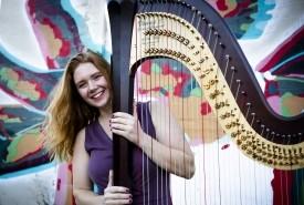 Erin Baker - Harpist Baltimore, Maryland