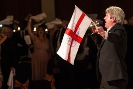 SPORT'S WINNING TENOR MARTIN TOAL - Opera Singer Manchester, North of England