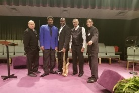 Incomparable Reggie Boone - Soul / Motown Band Atlanta, Georgia