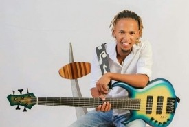 Luzaan Philander  - Bass Guitarist Cape Town, Western Cape