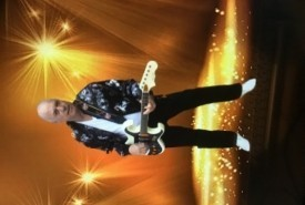 Warren Kinder - Guitar Singer