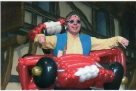 Groovy Gazza - Balloon Modeller