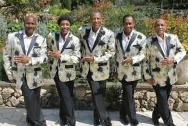Glenn Leonard's Temptations Revue - Soul / Motown Band Maryland