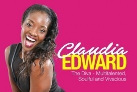 Claudia Edward  - Blues Band Castries, Saint Lucia