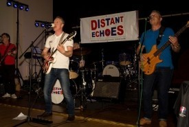 Distant Echoes - Cover Band