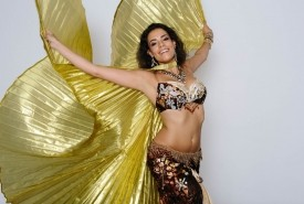 Pavia the Bellydancer - Belly Dancer Johannesburg, Gauteng