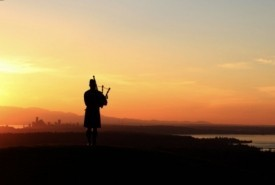 John Mowatt - Bagpiper Southend-on-Sea, East of England