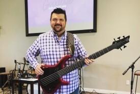 Brian Bedwell - Bass Guitarist