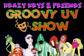 Krazy Krys & Friends Groovy UV Show - Other Speciality Act Midlands