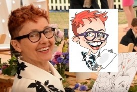 SOOZI CARICATURIST - Other Artistic Entertainer East Grinstead, South East