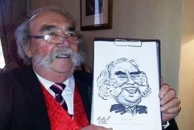 Richard Ellis Caricaturist - Caricaturist