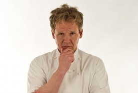 Martin Jordan - Gordon Ramsay Lookalike