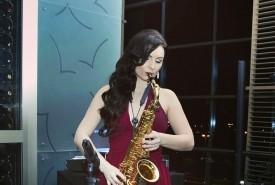 Kristina dimitrova - Saxophonist Bulgaria