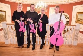 Pink String Quartet - String Quartet