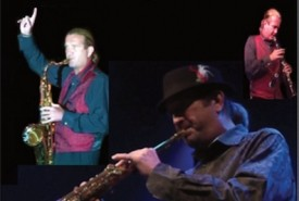Christopher Roy - Saxophonist UK - North West / North Wales, Wales