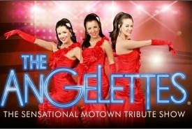 The Angelettes Motown Tribute Show  - Soul / Motown Band Drighlington, North of England