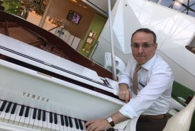Rufat Khalilov - Pianist / Keyboardist Azerbaijan/Baku, Germany