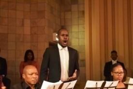 Thabang - Classical Singer Pretoria, Gauteng