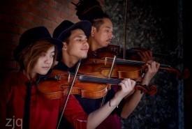 The Modern Project Trio - Violinist Manila, Quezon City