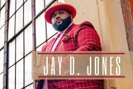 Jay D. Jones - Male Singer Gastonia, North Carolina