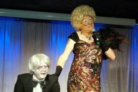 Dame Lucy Bun & Reg - Other Comedy Act Kent, London