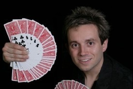 Something Tricky - Cabaret Magician Bedfordshire, London