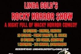 Linda Gold - Drag Queen Act