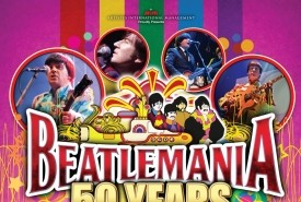 BEATLEMANIA - Beatles Tribute Band Liverpool, North of England