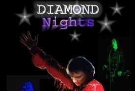 Mike Leigh / Diamond Nights  - Neil Diamond Tribute Act Leicestershire, Midlands