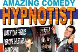 Garry Gold Stage Hypnotist - Other Magic & Illusion Act Dublin, Leinster