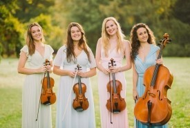 Grazia Strings - String Quartet Manchester, North West England