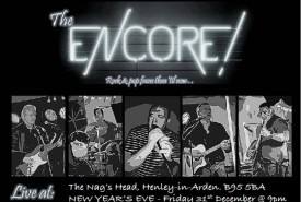 The Encore - Function / Party Band warwickshire, Midlands