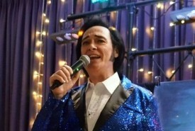 Greg Jaqua's tributes to Elvis, Neil Diamond and more! - Elvis Impersonator Allen Park, Michigan
