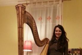 Rita Schindler Harpist - Harpist