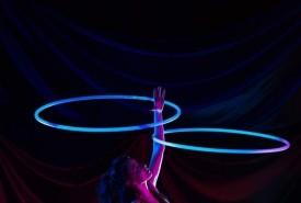 Cherry Berry Hoop - Hula Hoop Performer Colchester, East of England