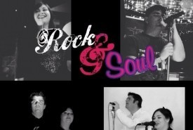 Rock N Soul - Duo Blackpool, North of England