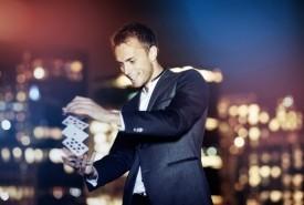 Hans Grane - Comedy Cabaret Magician