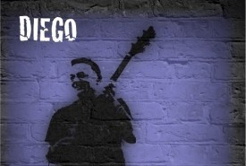 Diego - Guitar Singer Caldonazzo Italy, Italy