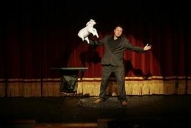 Ben Woodward - Cabaret Magician