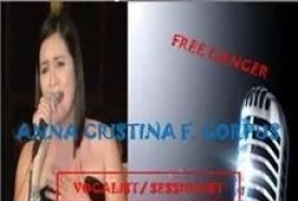 Anna Cristina Fernandez Corpus - Female Singer Mandaluyong cityPhilippines, Philippines