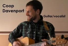 Coop Davenport - Guitar Singer Lichfield, Midlands