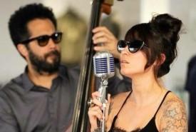 Nayla Yenquis Group  - Jazz Band Spain, Spain