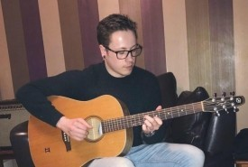 Greg Whyman - Electric Guitarist Manchester, North West England
