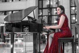 Olga Chumachenko  - Pianist / Keyboardist Al-Ain, United Arab Emirates
