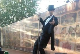 Equador The Wizard - Cabaret Magician London