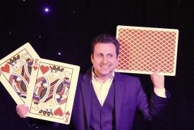 Matt Roberts: MAGIC - Comedy Cabaret Magician